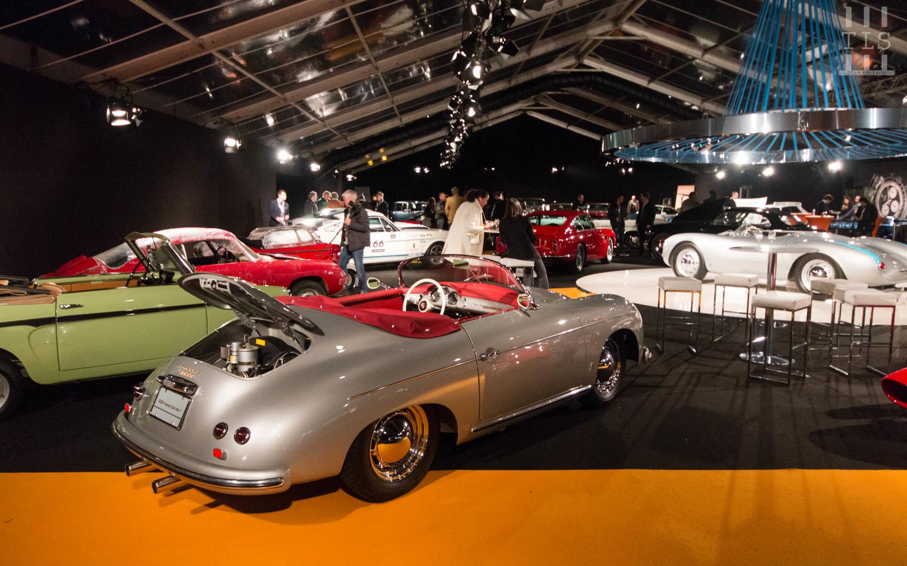 Porsche 356 Pre-A Speedster, vendue à 341 600 euros.