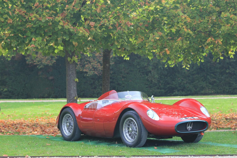 Maserati A6 GCS - 1954