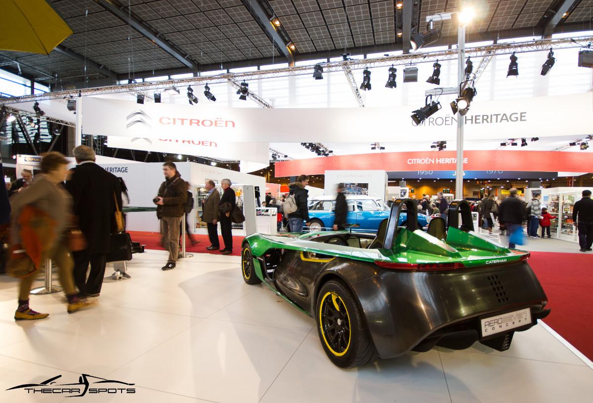 Catheram AeroSeven Concept
