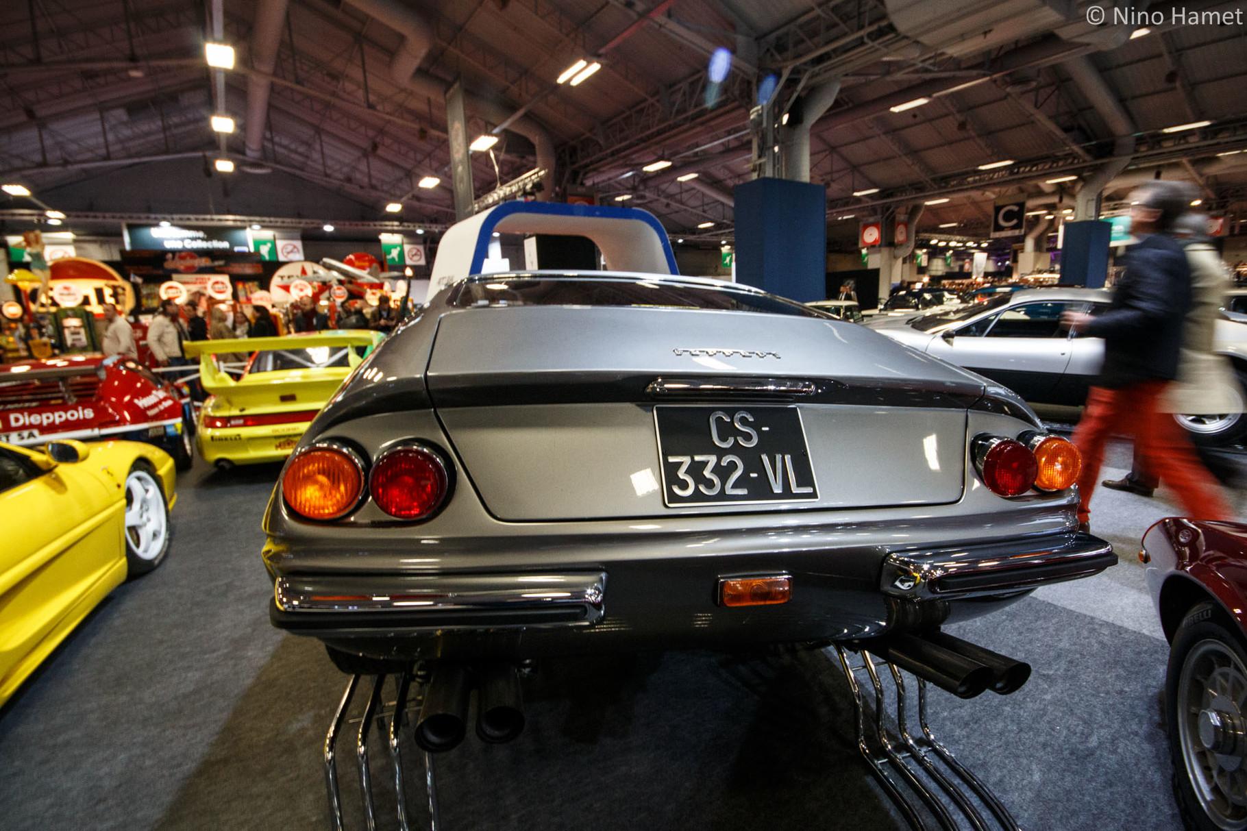 Ferrari 365 GTB/4 Daytona.