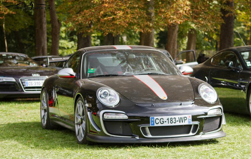 Porsche 997 GT3 RS 4.0L