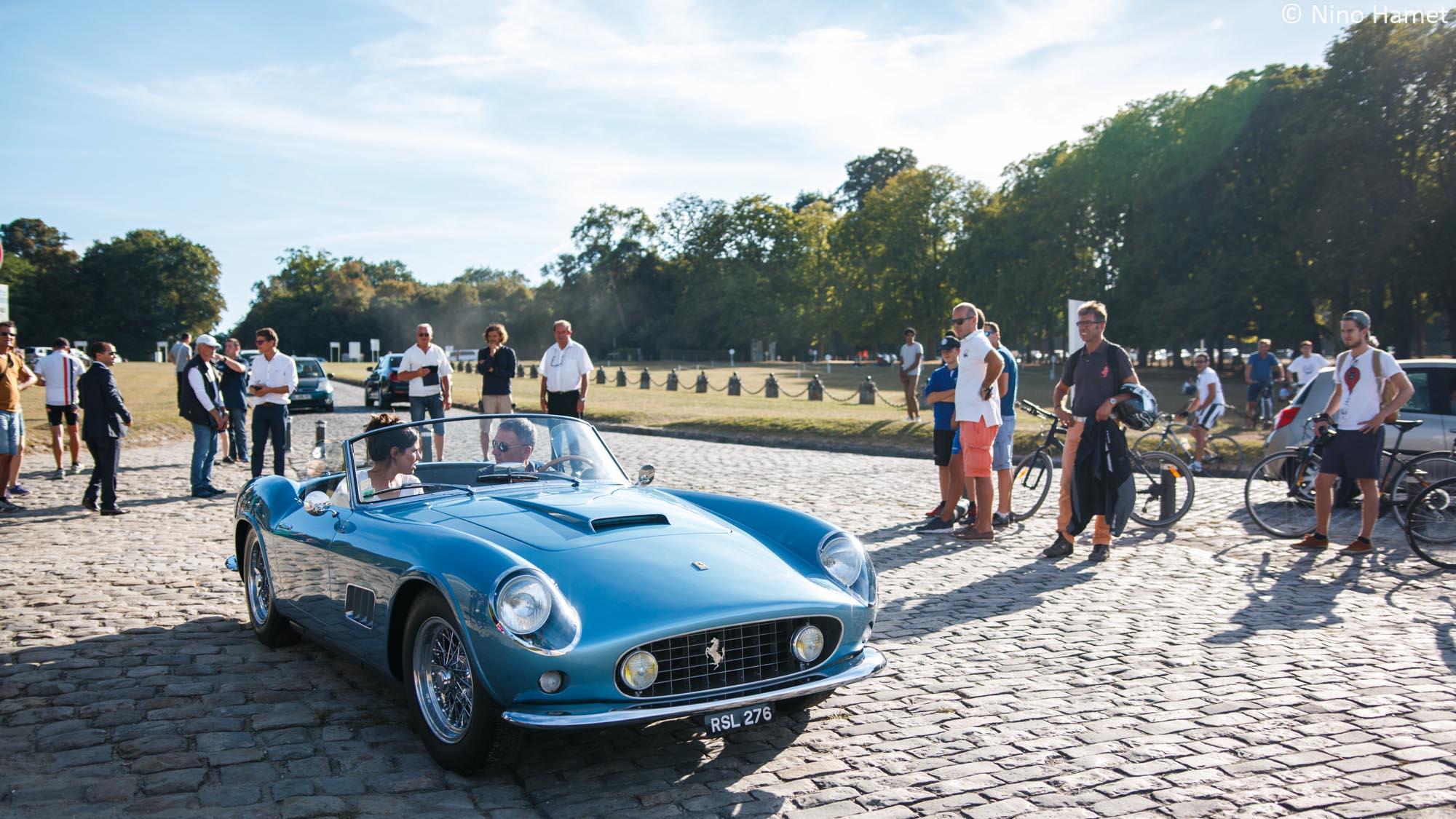 Ferrari 250 GT California LWB #1575GT