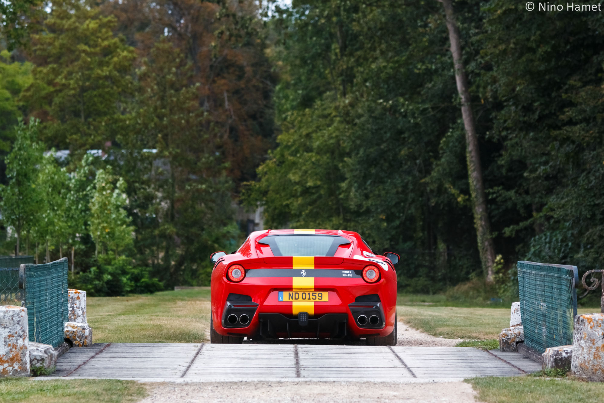 Ferrari F12 TDF Tailor Made