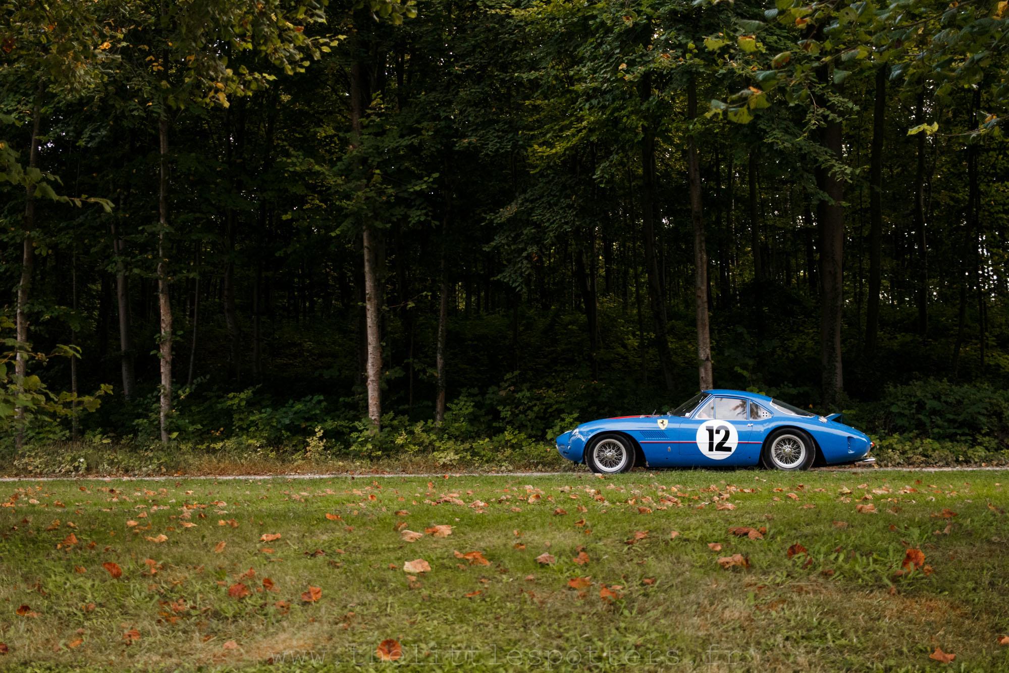 Ferrari 250 GT Sperimentale #2643GT – 1961