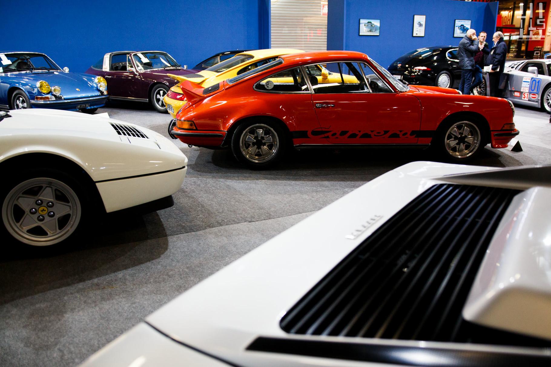 Porsche 911 2.7L Carrera RS.