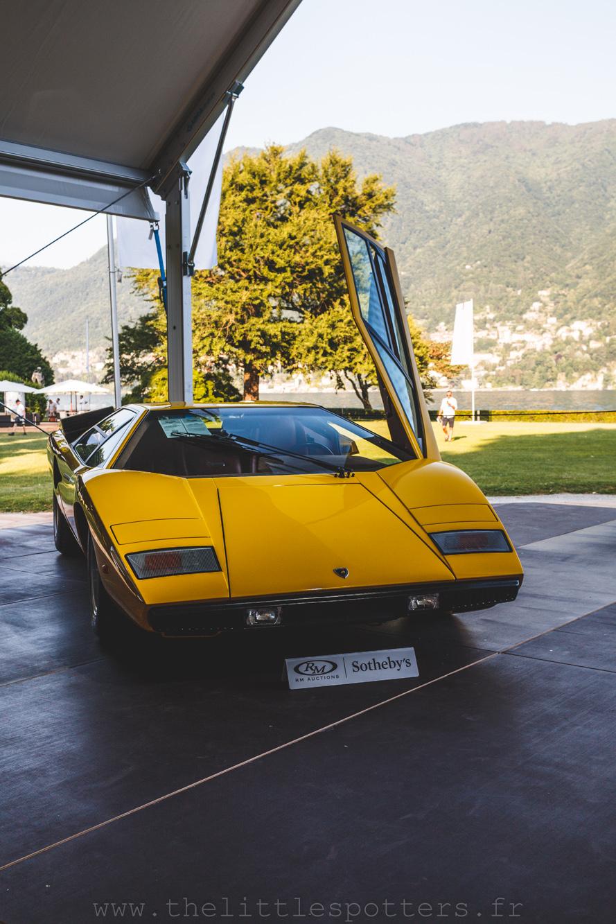 Lamborghini Countach Periscopio