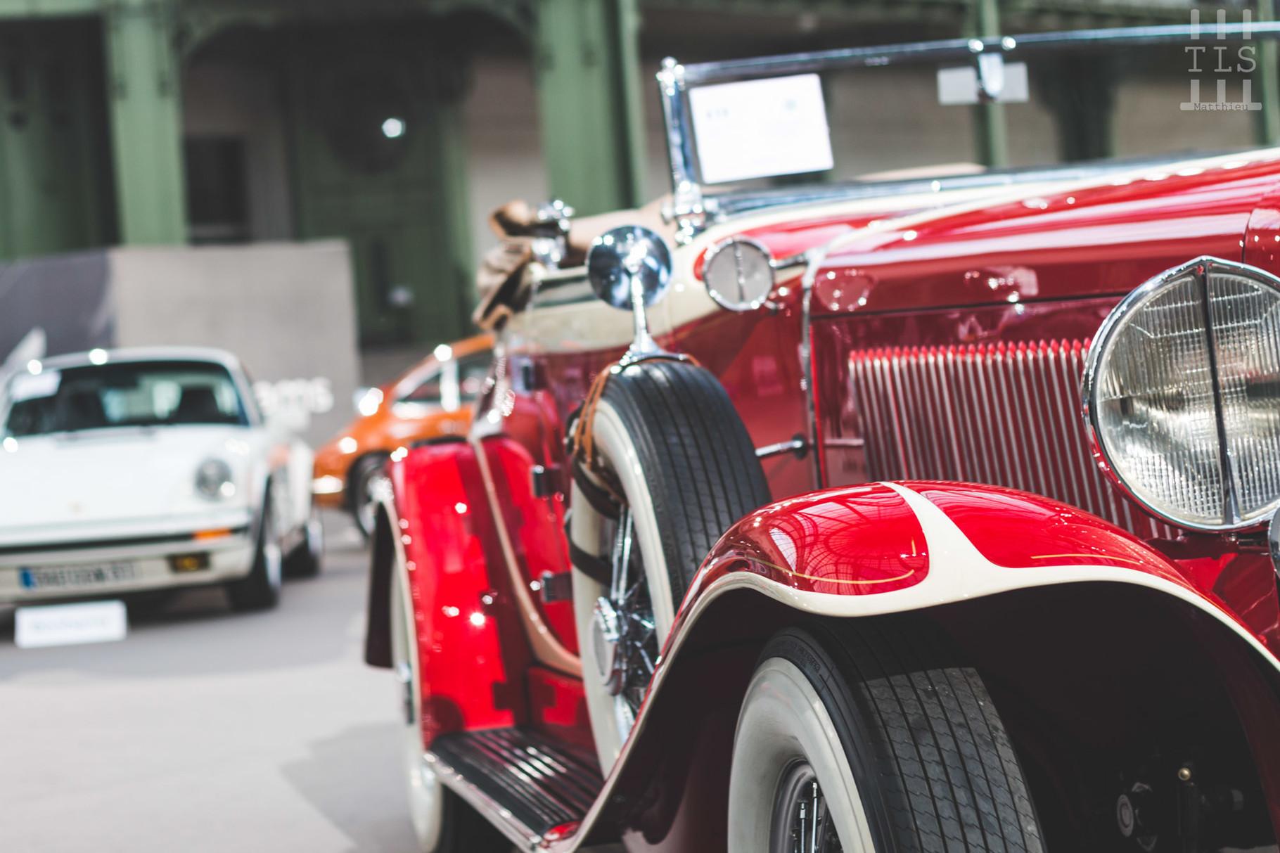 Auburn 12-161 Cabriolet C, vendue à 143 750 euros.