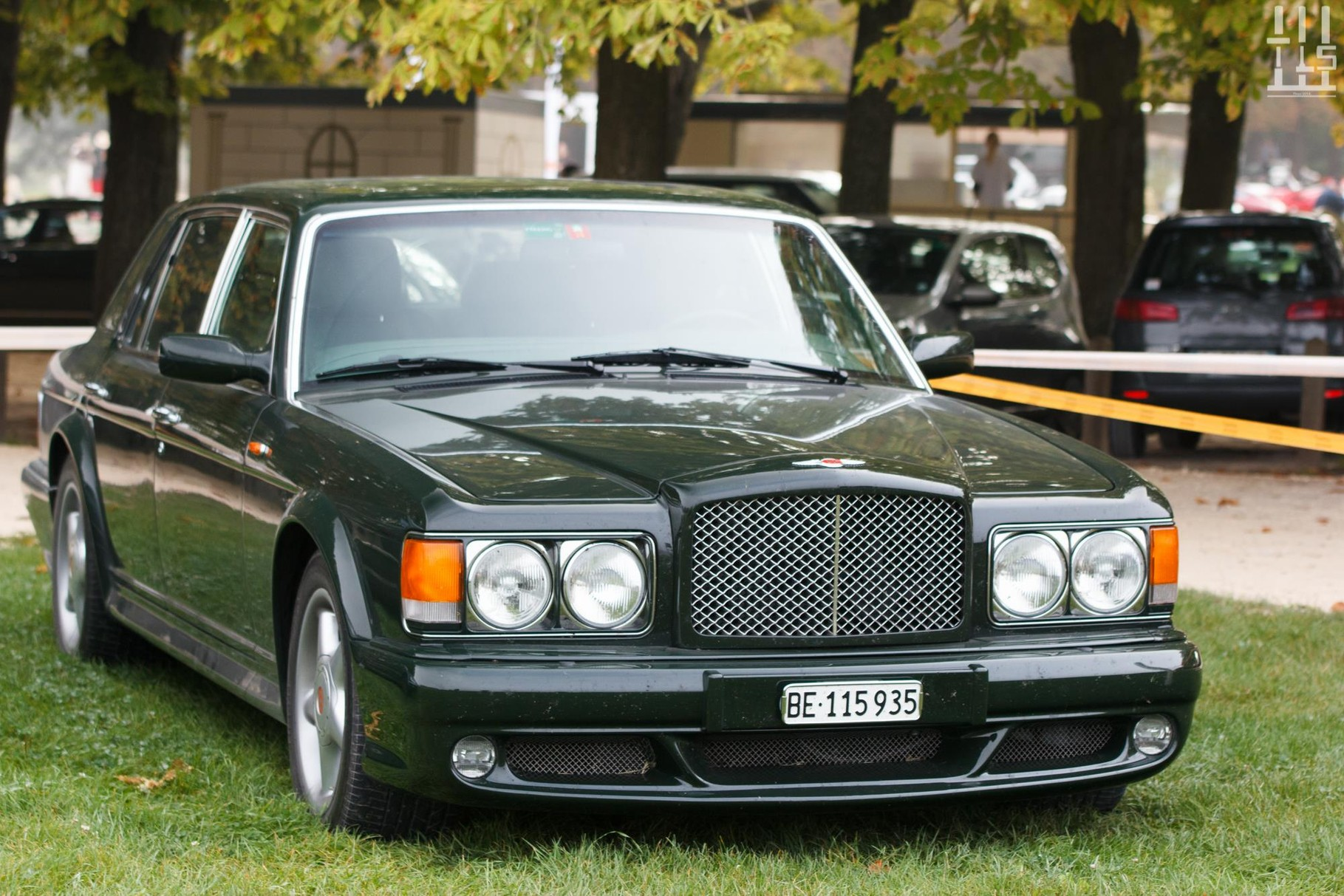 Bentley Turbo R Mulliner