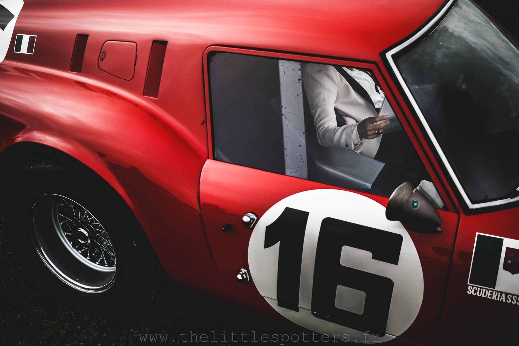 Ferrari 250 GT Breadvan #2819GT – 1963