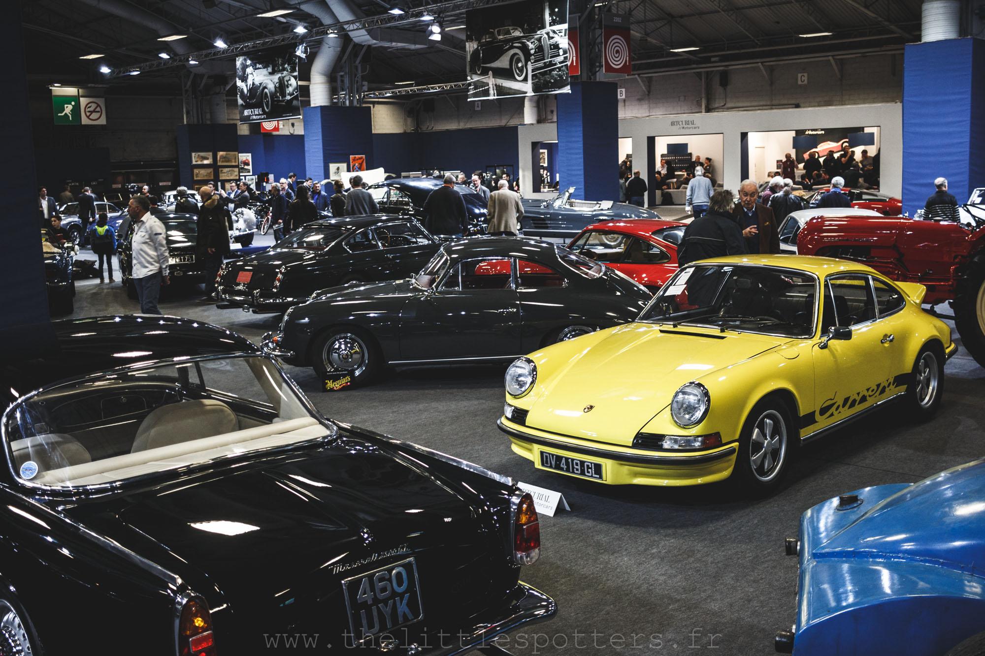 340 000 euros, c'est le prix du marché pour une Porsche 911 2.7L Carrera RS hors frais.