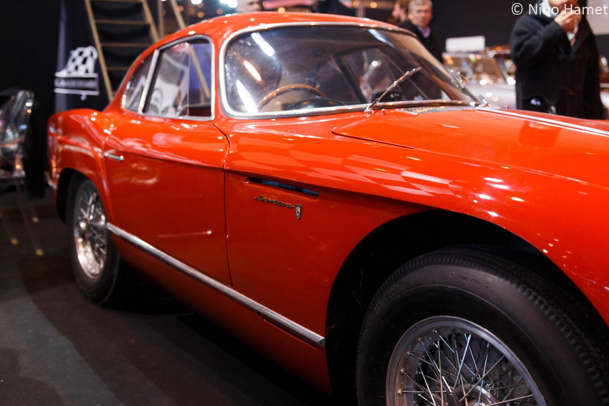 Alfa Romeo Sportiva Coupé