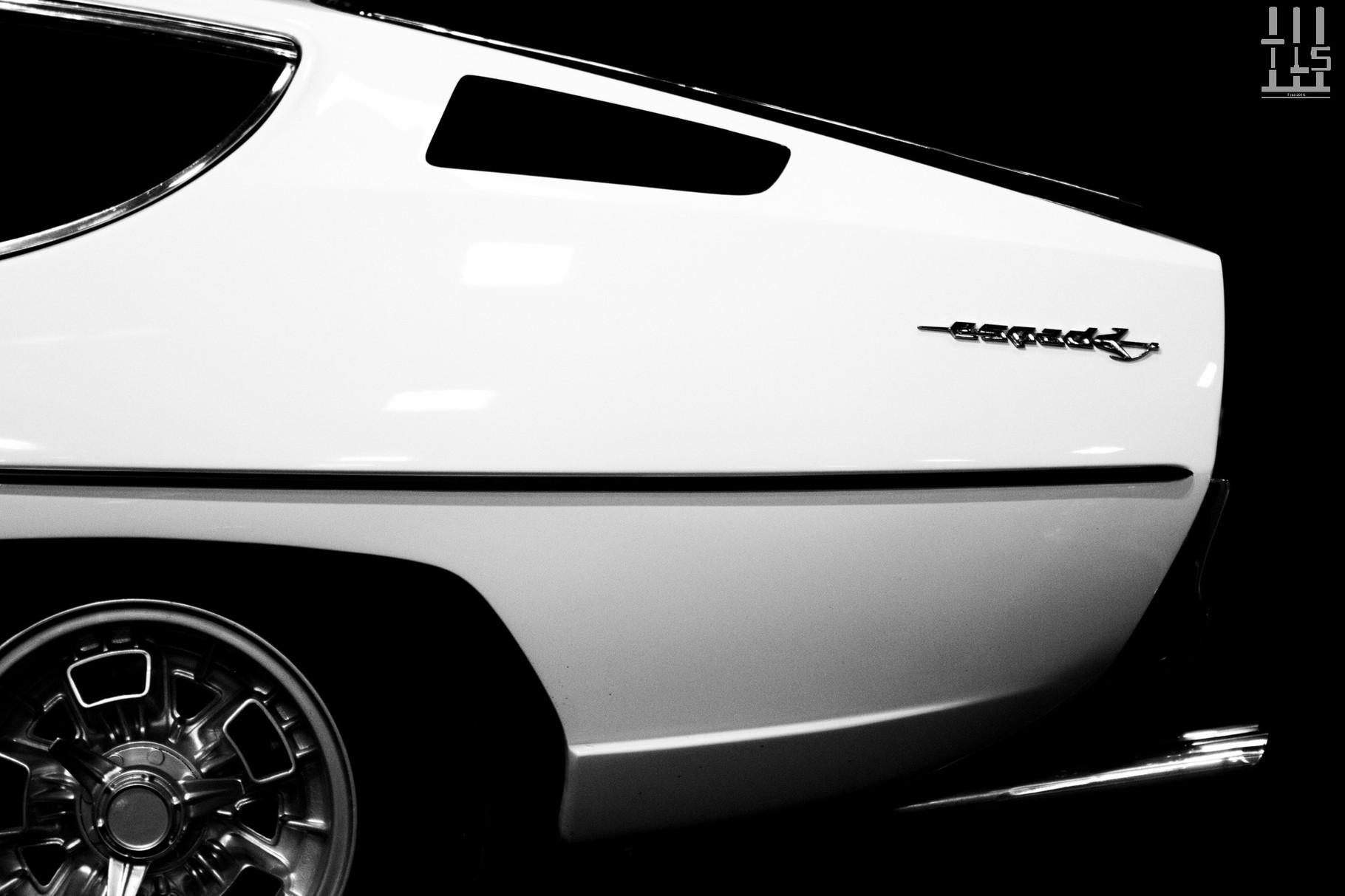 Lamborghini Espada.