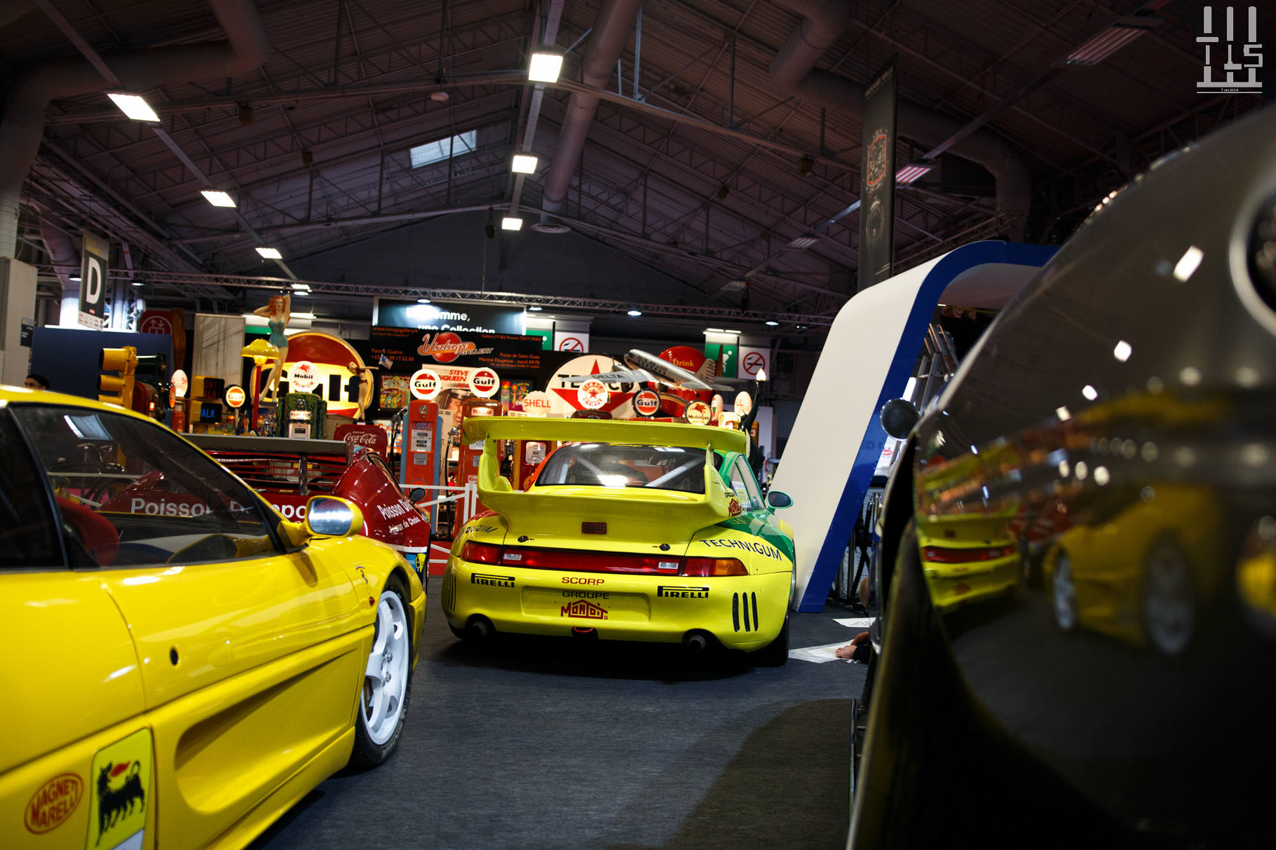 Porsche 993  GT2 Evo : estimée entre 550 000 et 750 000 euros, invendue.