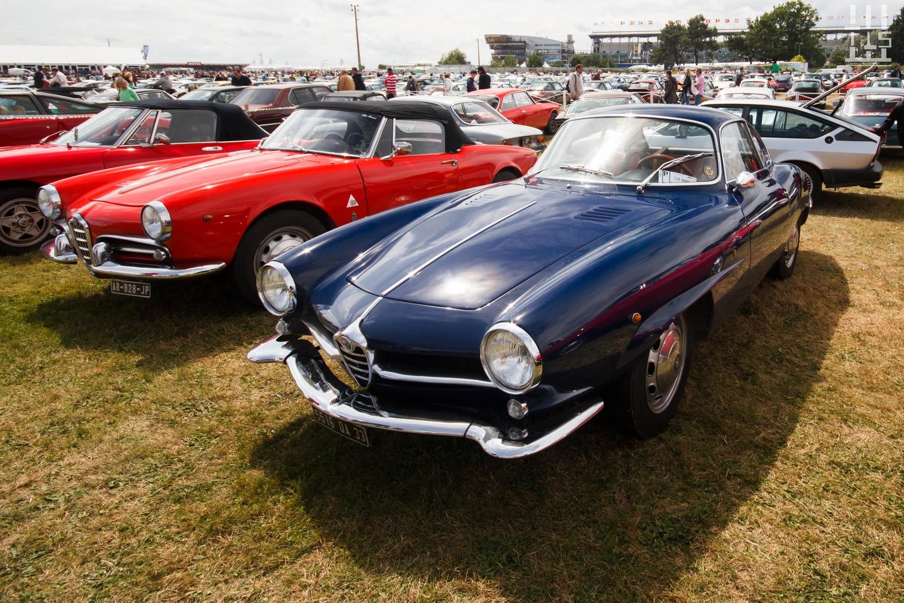 Alfa Romeo Giulia SS