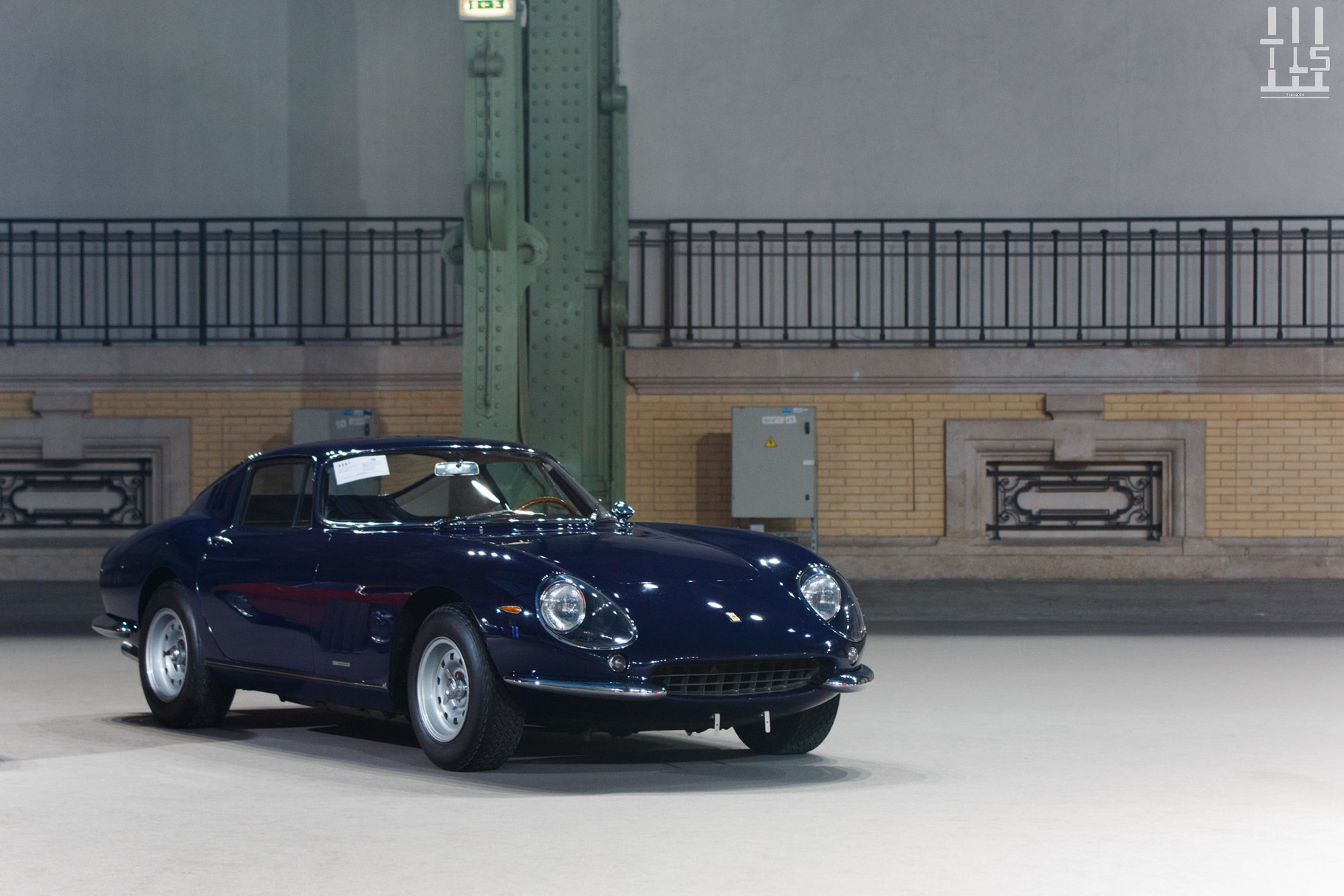 Ferrari 275 GTB, invendue.