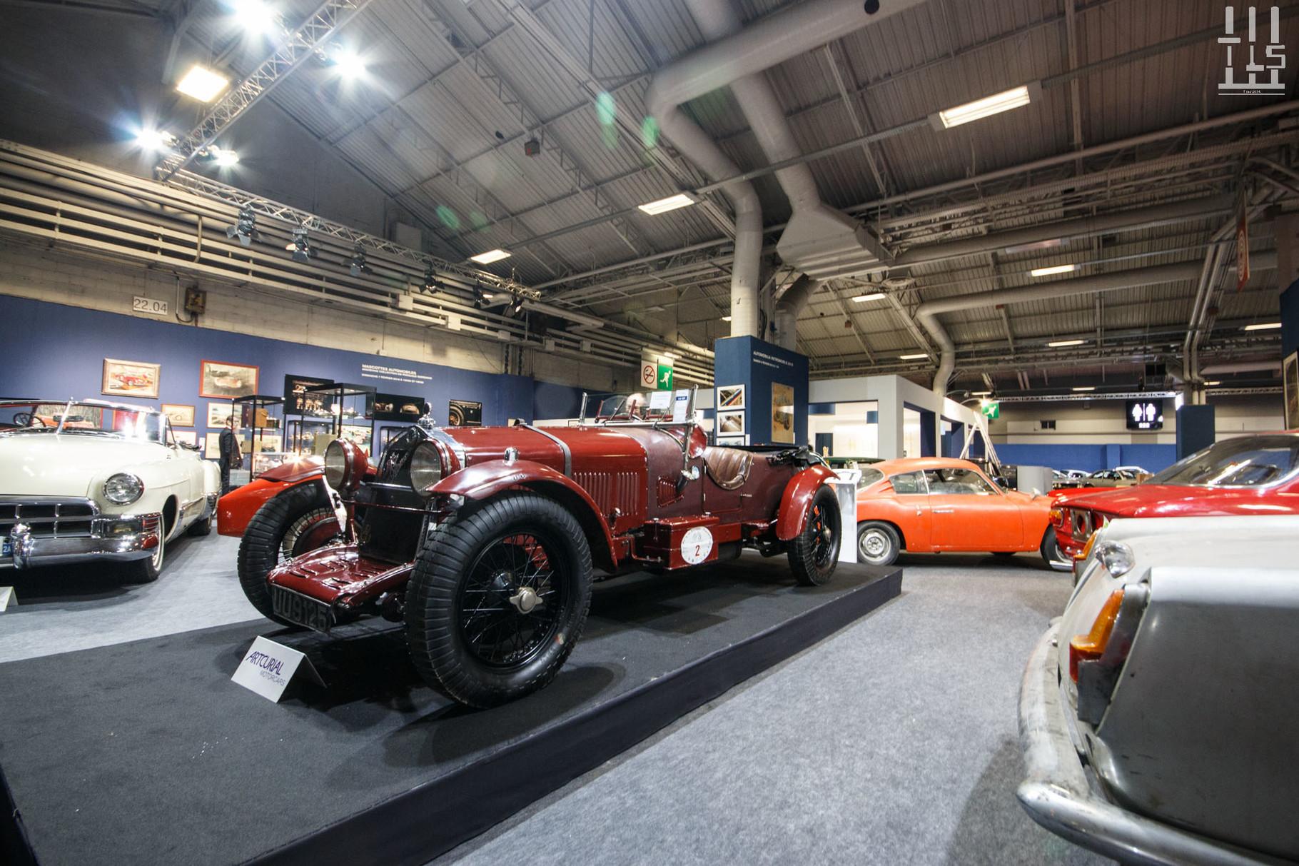 Alfa Romeo 6C 1750 Super Sport : estimée entre 1 350 000 et 1 550 000 euros, invendue.