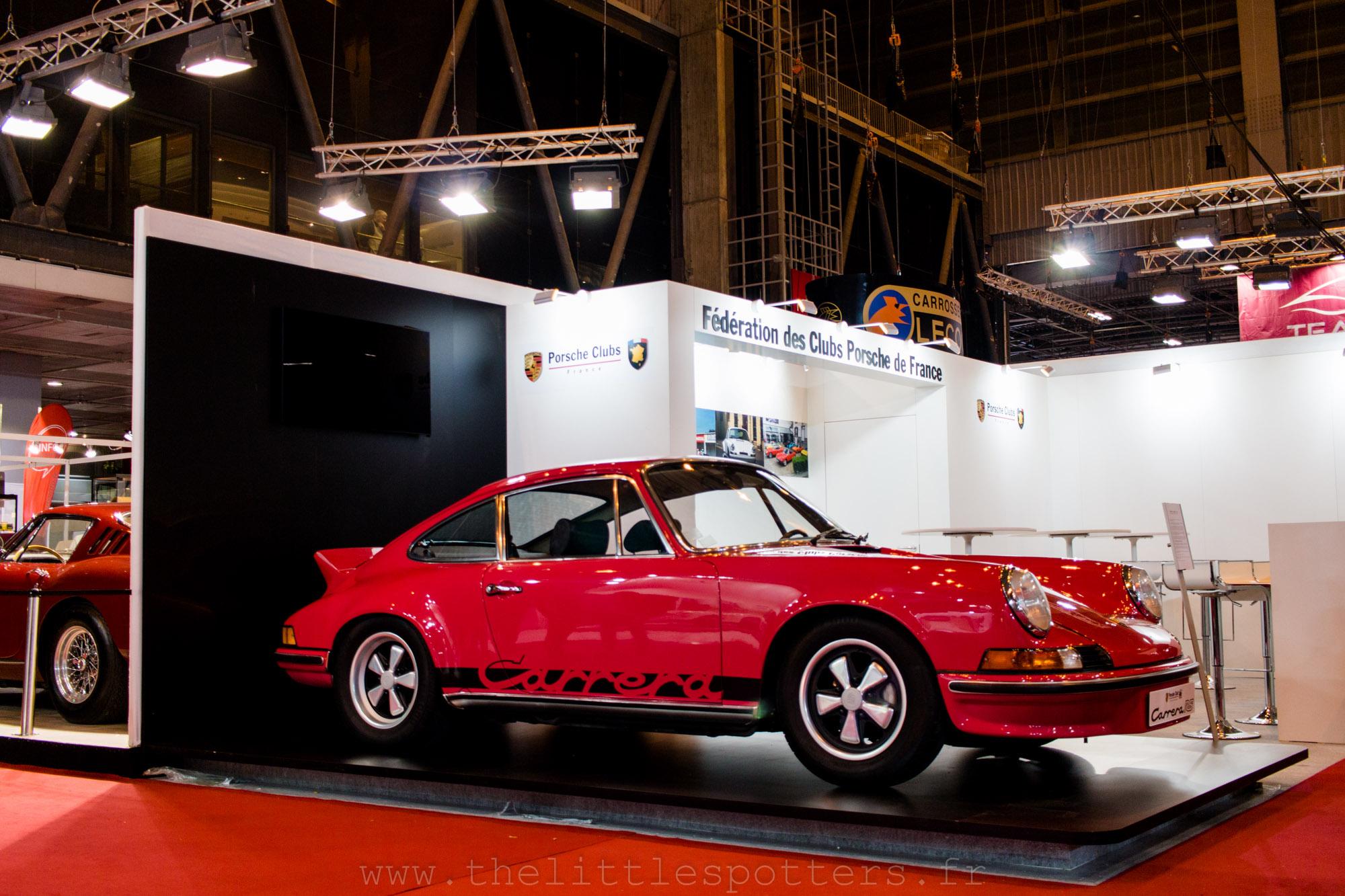 Porsche 911 2.7L Carrera RS
