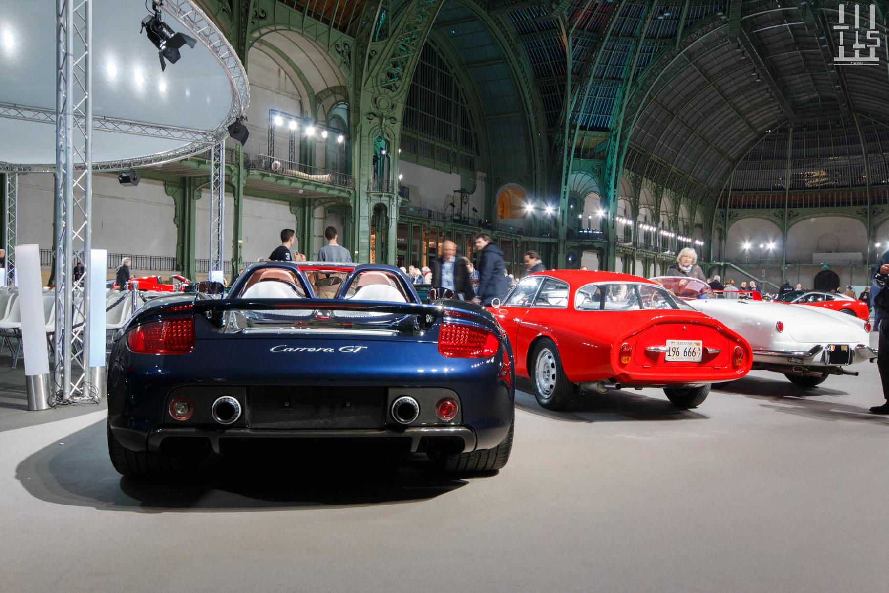 Porsche Carrera GT, invendue.