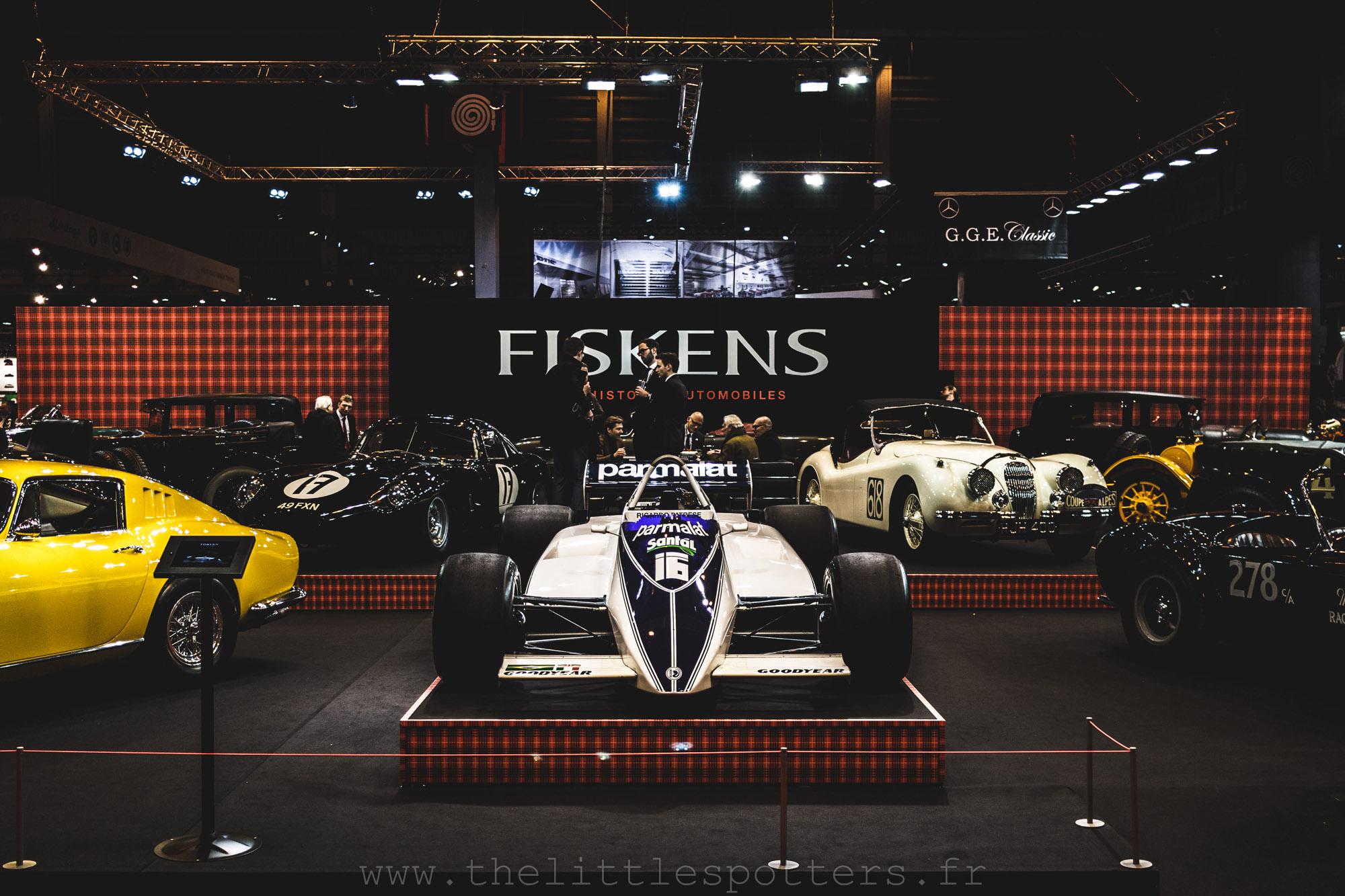 Brabham Ford BT49/D