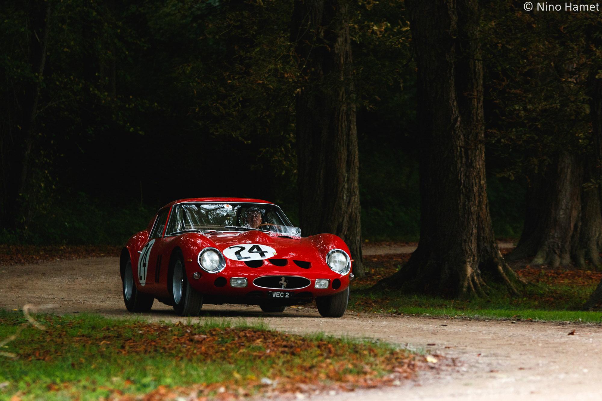 Ferrari 250 GTO #4293GT – 1962
