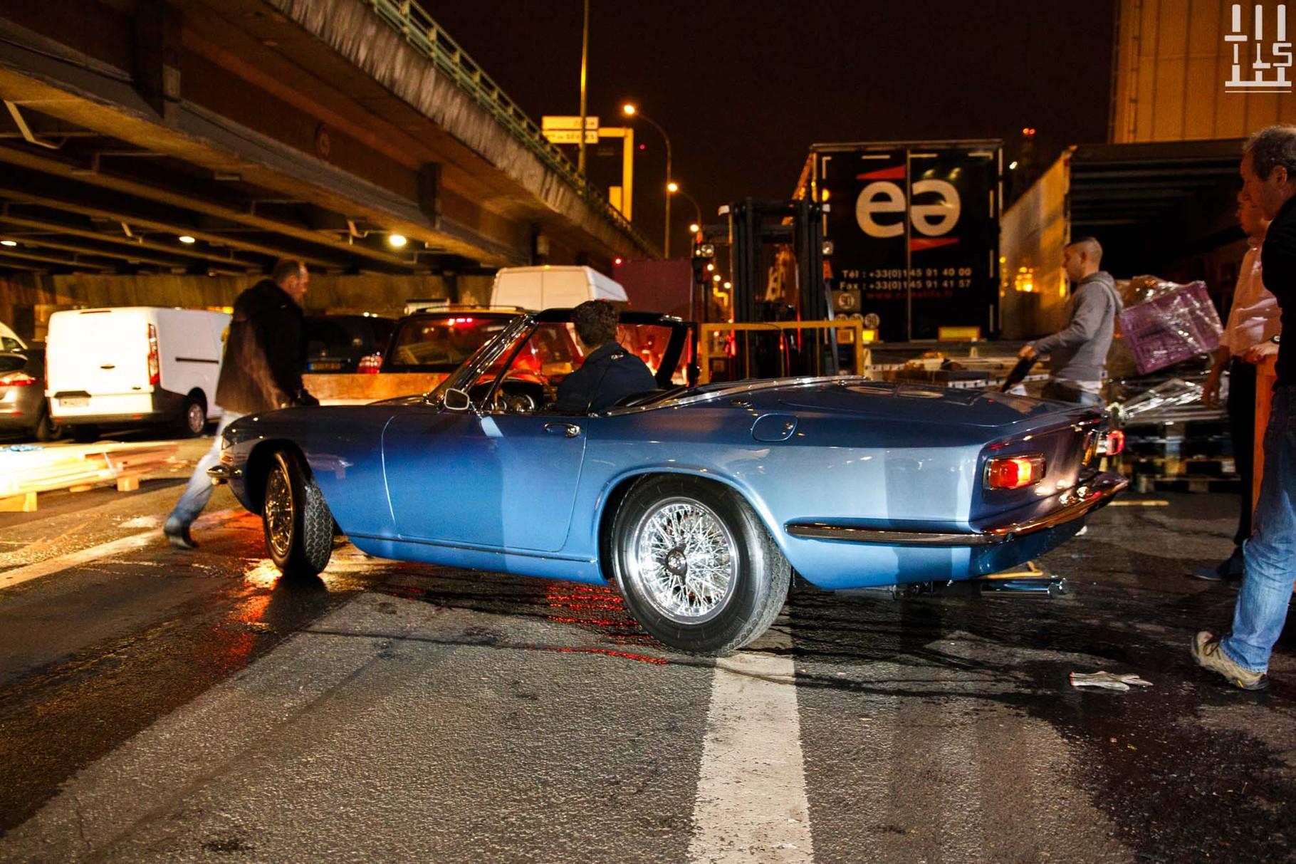 Maserati Mistral Spider.