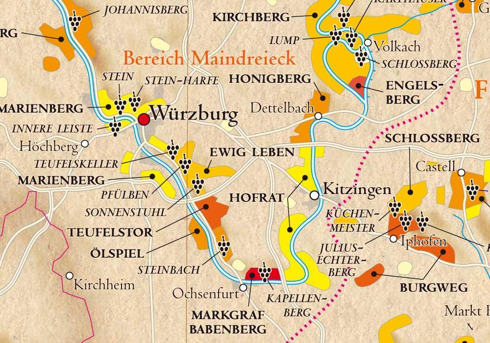 Atlas Der Weinkulturen Kalimedia Der Verlag Fur Besondere Karten