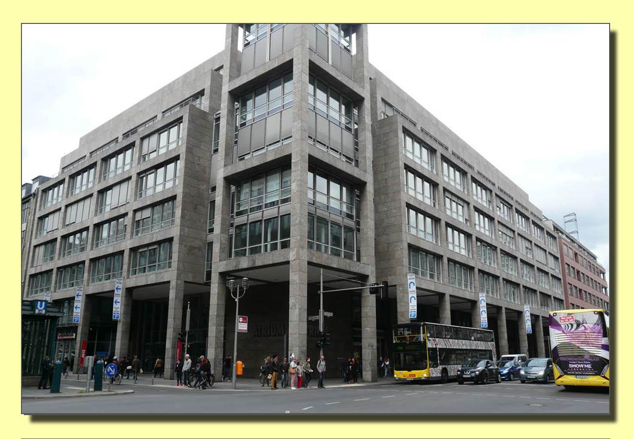 Bildergalerie vom Seminarraum Berlin - Mitte - Seminarraum ...