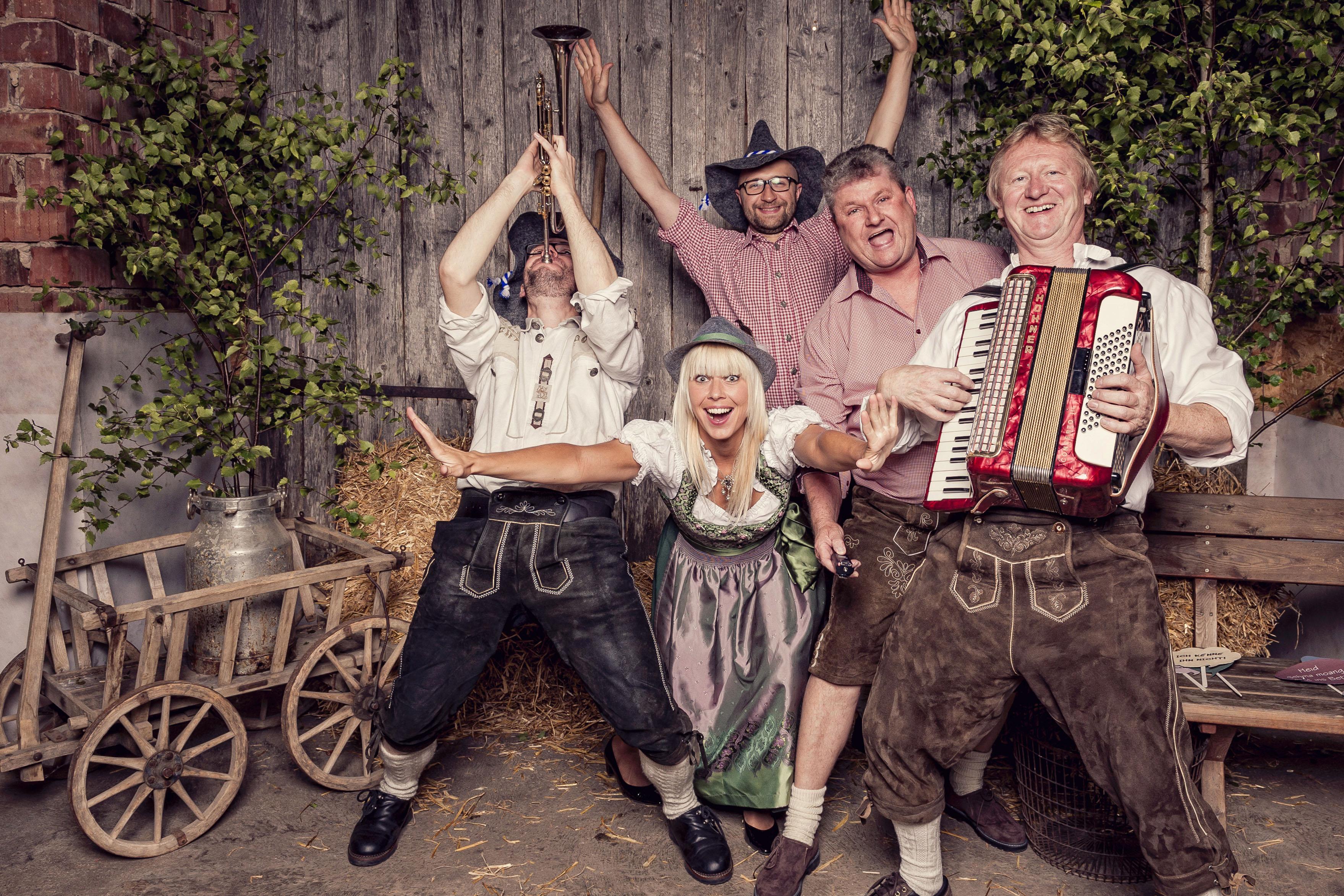 Hochzeitsband Die Klaus Taler Partyband Aus Straubing Bayern