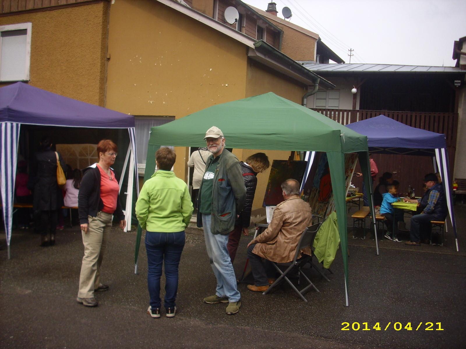 Impressionen - Tag der offenen Tür am Ostermontag, 21.04.2014
