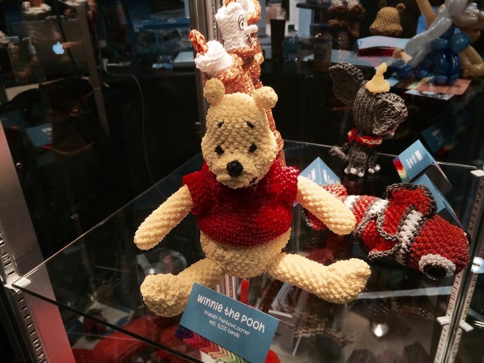 Winnie the Pooh aus Rainbow Loom®