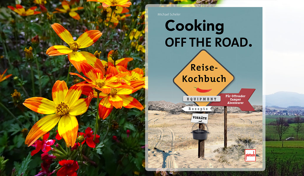 Cooking off the Road ; ISBN: 978-3-613-50906-1