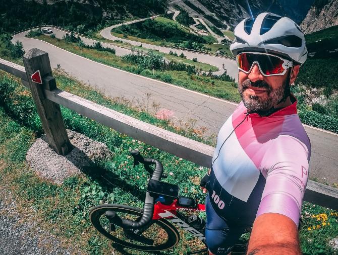 Il conduttore radiofonico Frank Francesco Lotta promuove il progetto Ride Up High