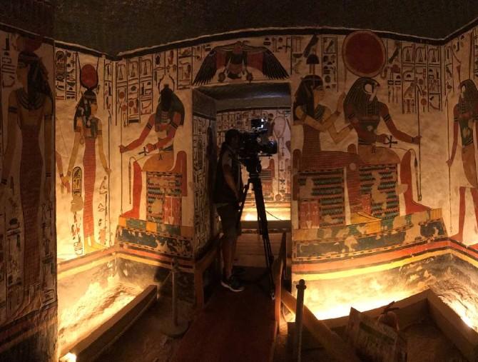Gli Album di Freedom ci portano nell'Antico Egitto