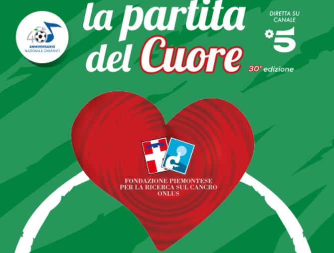 Federica Panicucci conduce La partita del cuore