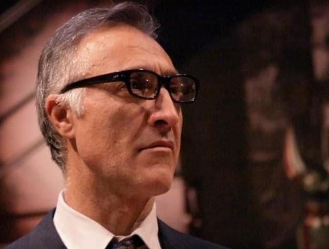 È scomparso l'attore Nino D'Agata