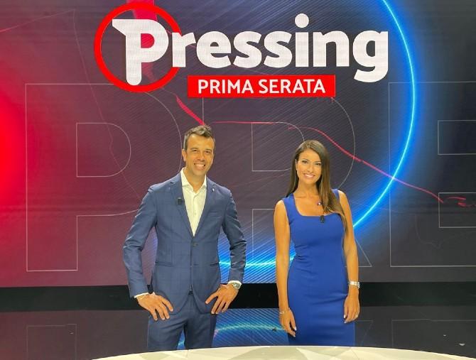 Pressing Prima Serata, su Retequattro
