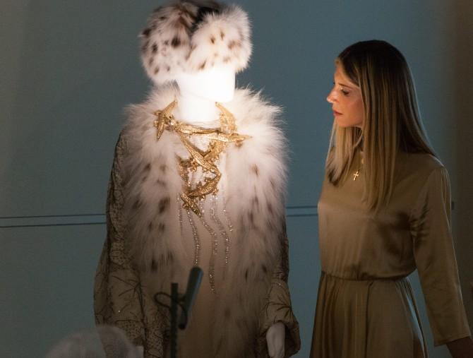 Illuminate: Nicoletta Romanoff racconta Marta Marzotto