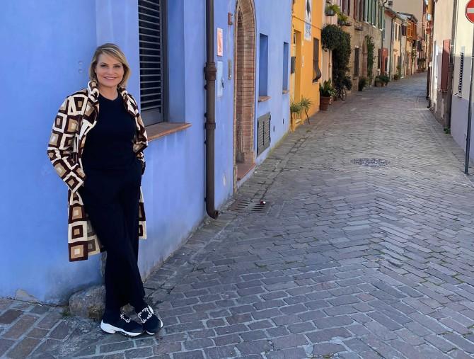 Simona Ventura torna con Discovering Simo, su Real Time