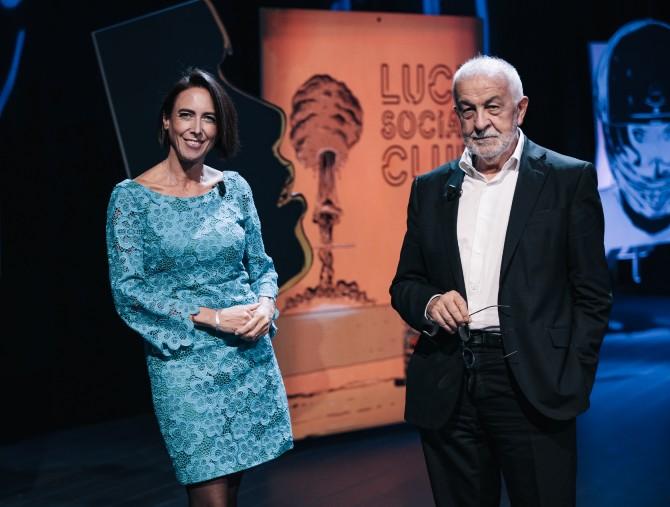 Luce Social Club, la nuova stagione su Sky Arte e NOW TV