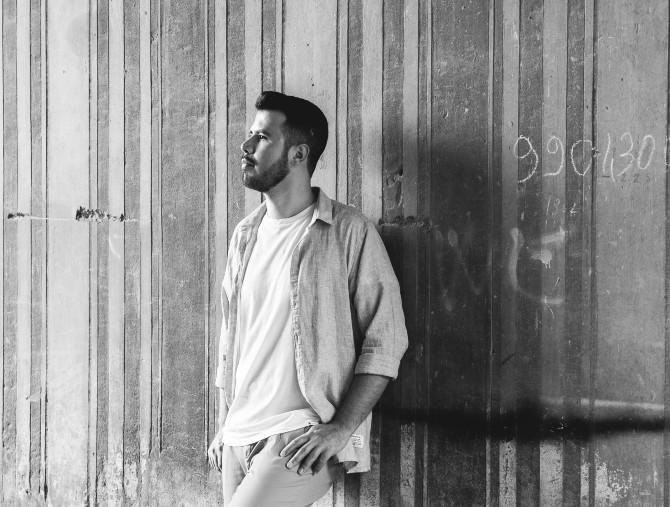 Il cantautore Stefano Delta nel talent The Coach