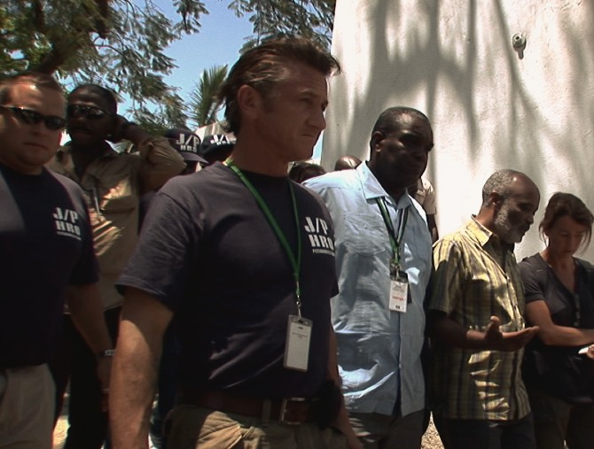 Il documentario Citizen Penn su Discovery +