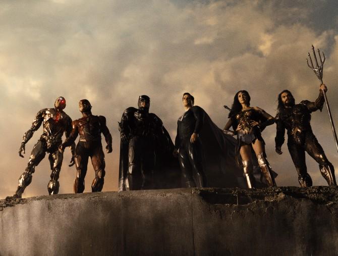 Zack Snyder's Justice League in arrivo su Sky Cinema e NOW TV