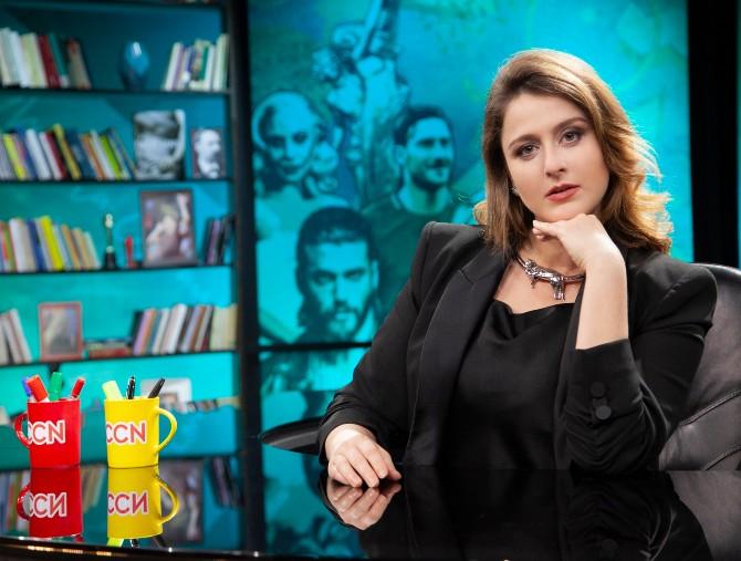 Michela Giraud torna al timone di CCN – Comedy Central News