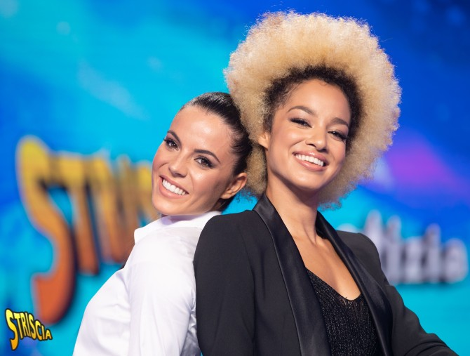Shaila e Mikaela, le Veline più longeve di Striscia la Notizia
