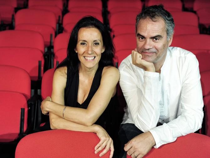 Piano con le parole,  il programma di Debora Mancini e Daniele Longo