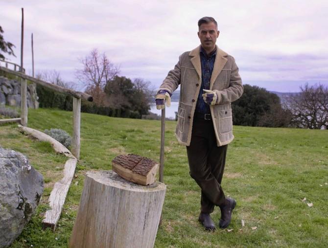 Gabriele Corsi conduce Il contadino cerca moglie, sul Nove