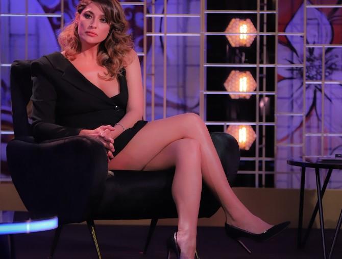 Elisa Isoardi ospite di Venus Club