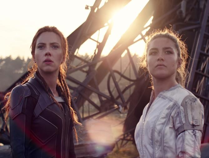 """Il nuovo trailer di """"Black Widow"""", il 9 luglio su Disney + (e nelle sale)"""
