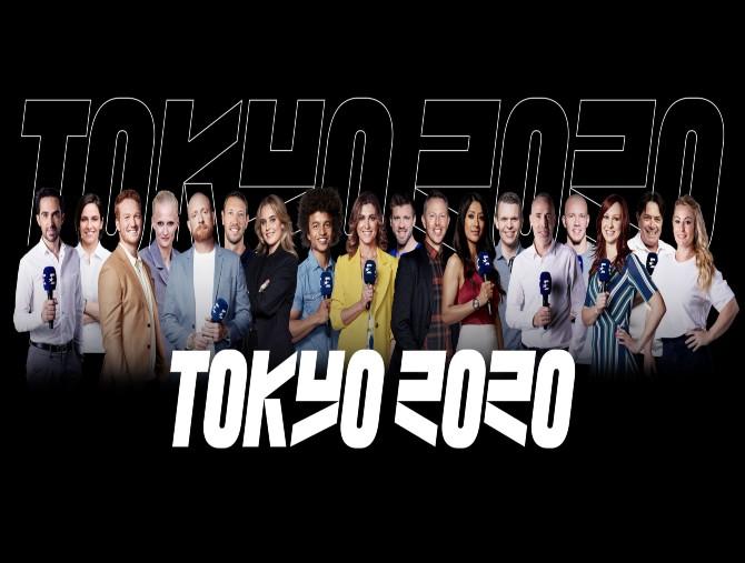I Giochi Olimpici di Tokyo 2020 su discovery+