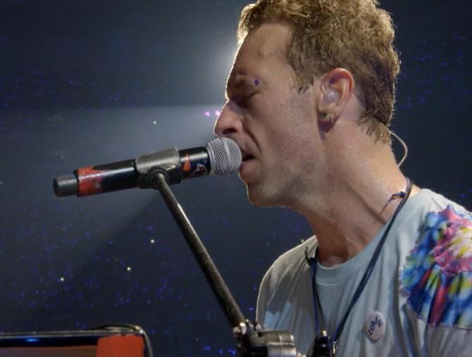 Coldplay: A Head Full Of Dreams, su Sky Arte